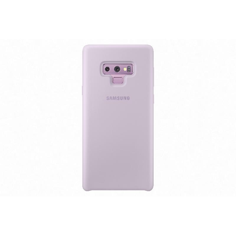 SAMSUNG Galaxy Note9 薄型背蓋 (矽膠材質) 紫