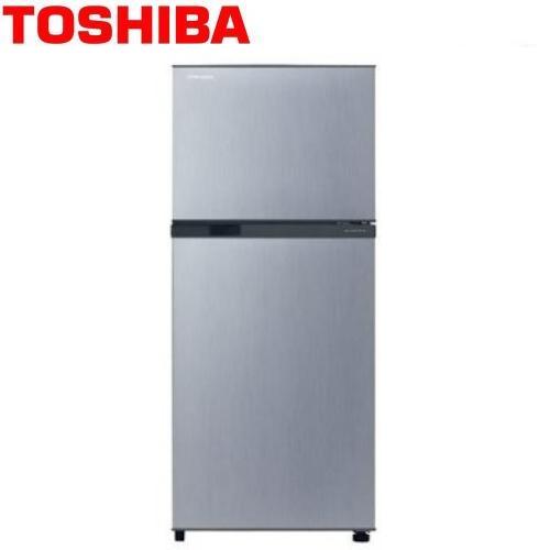 【TOSHIBA東芝】192公升變頻電冰箱 典雅銀GR-A25TS(S)