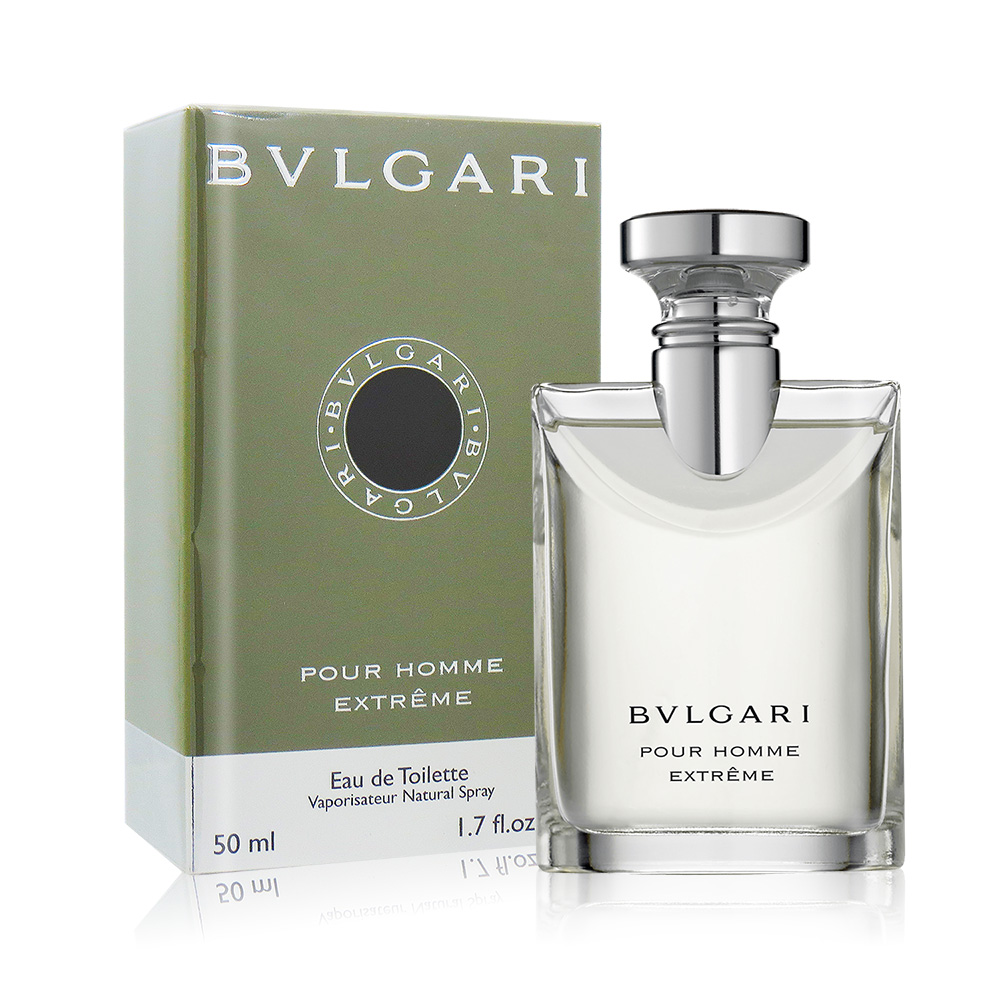 BVLGARI 寶格麗 大吉嶺極致男性淡香水 Pour Homme Extreme(50ml) EDT-國際航空版