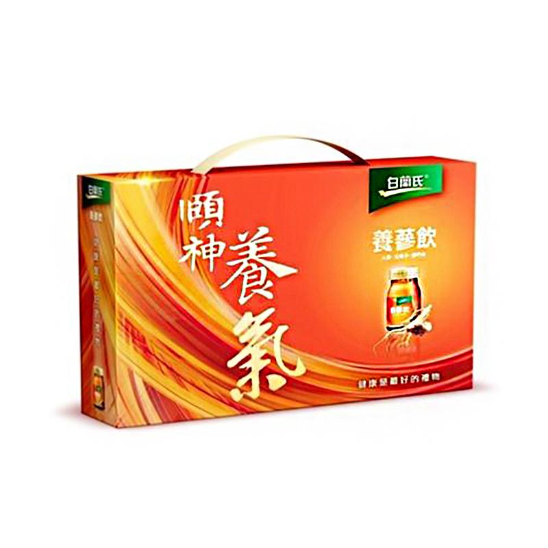 白蘭氏養蔘飲8入/盒