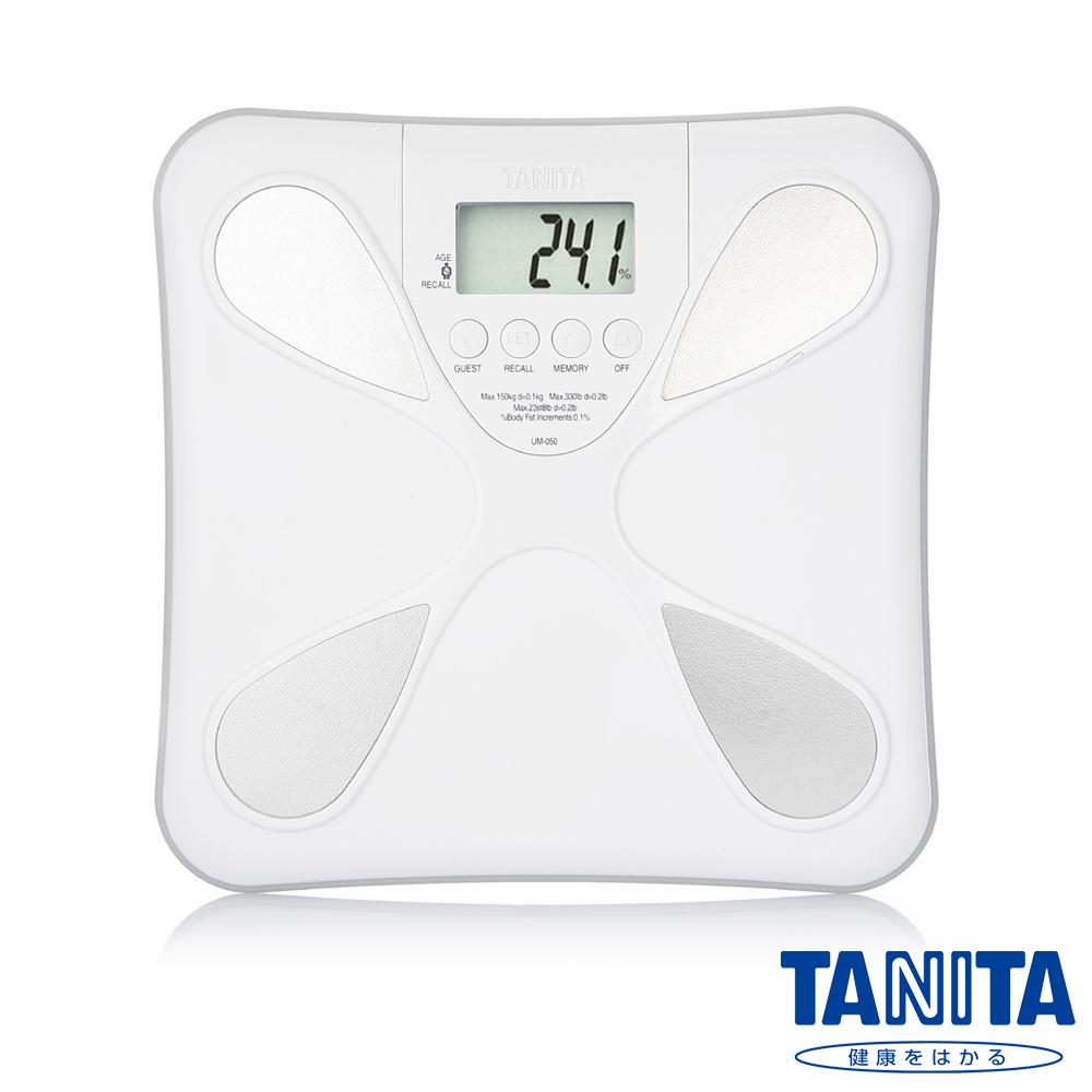 【日本TANITA】魔幻水滴體脂計UM-050