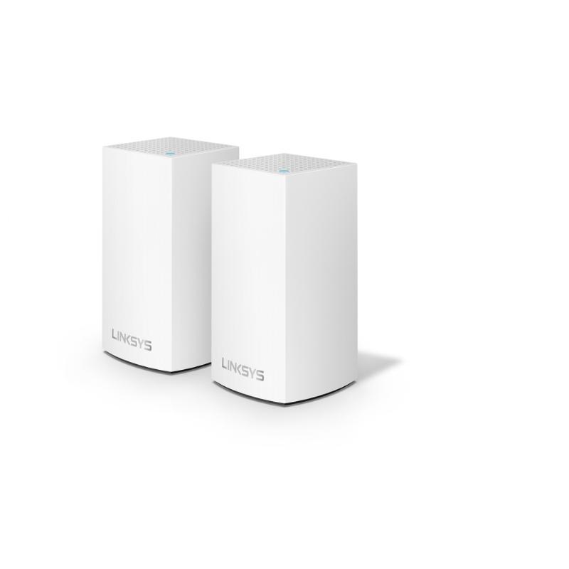 Linksys Velop 三頻 AC2200 Mesh Wifi (二入) 網狀路由器