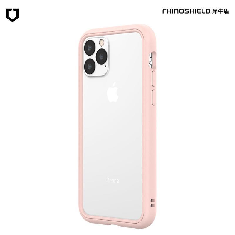 犀牛盾 CrashGuard NX防摔邊框手機殼 iPhone 11 Pro Max 6.5(2019) 櫻花粉