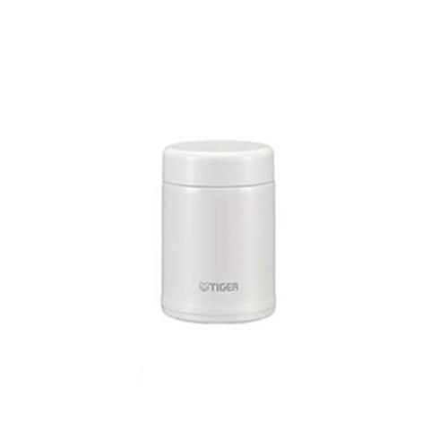 TIGER虎牌 不銹鋼真空保溫湯杯(灰白) MCA-C025