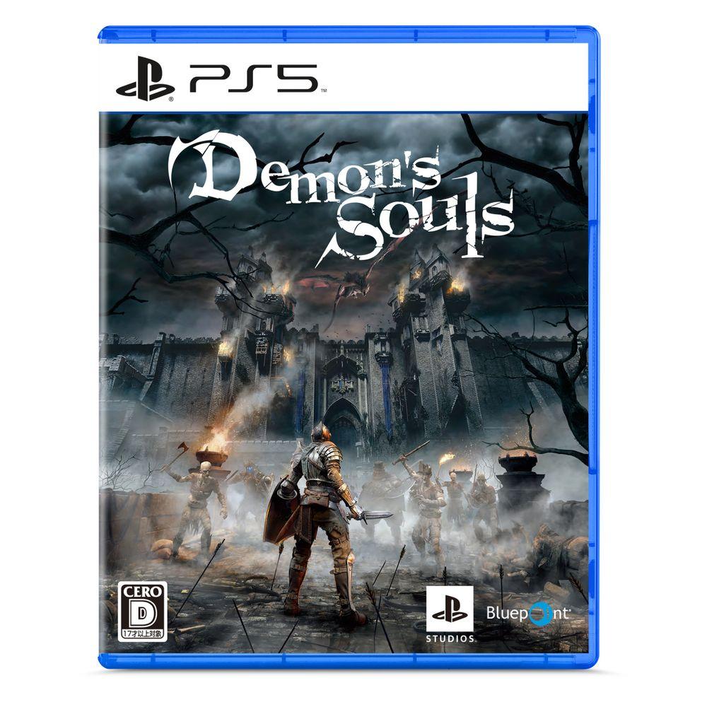 PS5惡魔靈魂重製版中文版