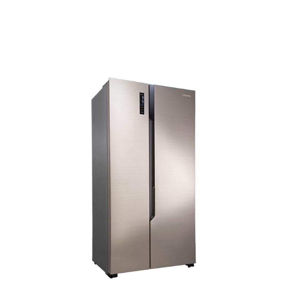 大同540公升對開變頻金色冰箱TR-S540NVH-CG