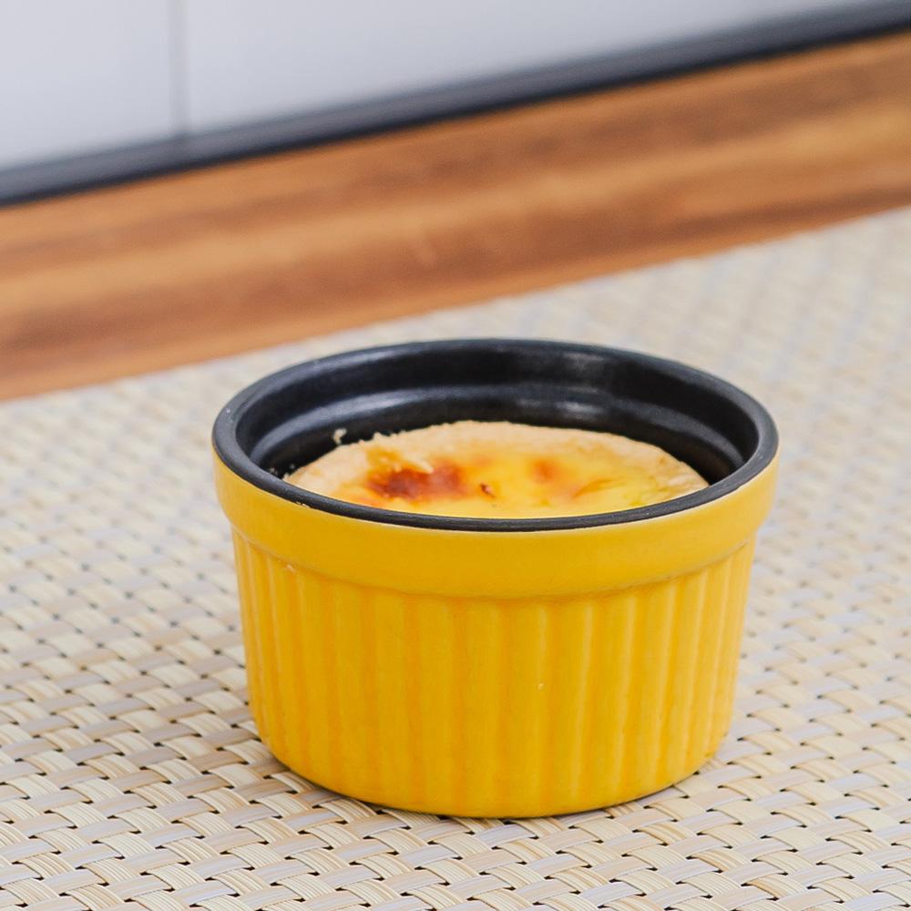 享烘培不沾烤缽2入組-黃-生活工場