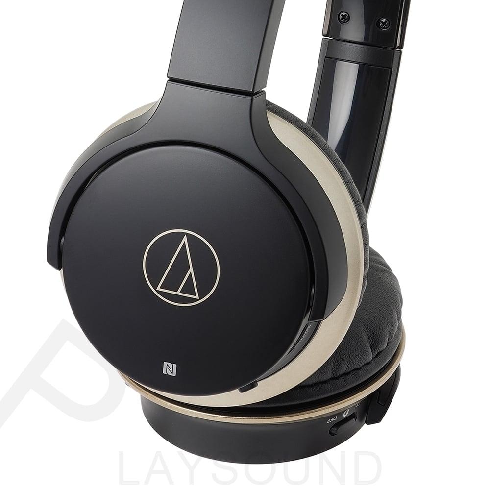 鐵三角 ATH-AR3BT 黑色 可折疊 無線藍牙 頭戴式耳機