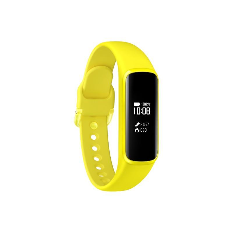 藍牙智慧手環Samsung Galaxy Fit e 豔陽黃