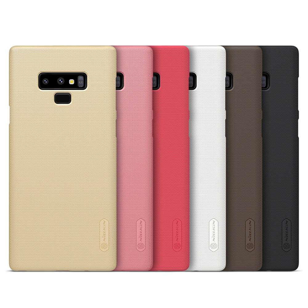 NILLKIN SAMSUNG Galaxy Note 9 超級護盾保護殼(玫瑰金)
