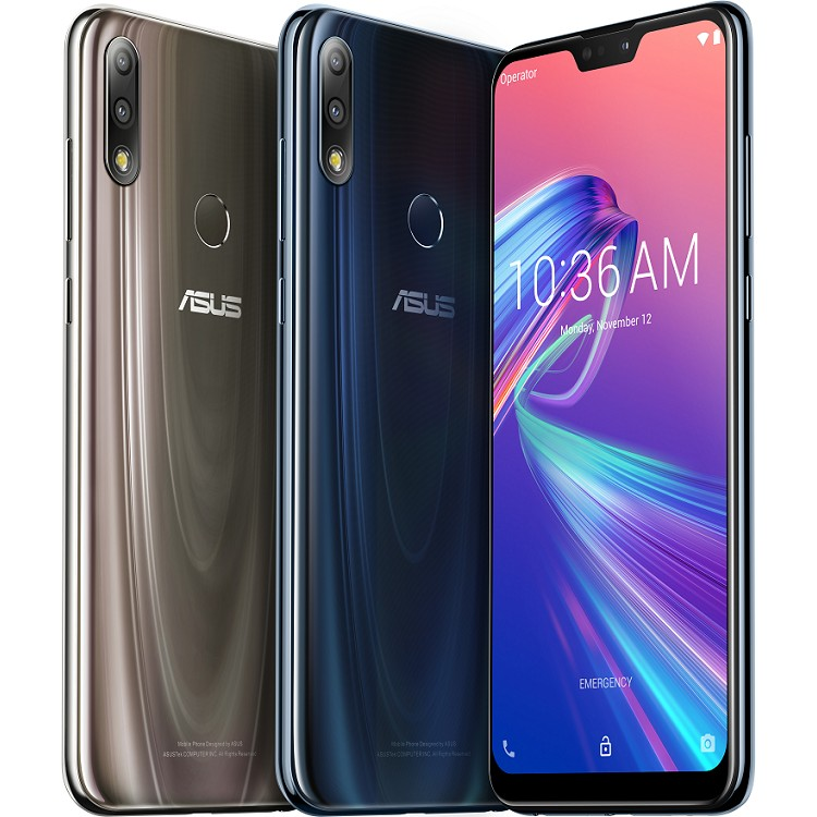 ASUS ZenFone Max Pro M2 ZB631KL (4G/128G) 太空藍
