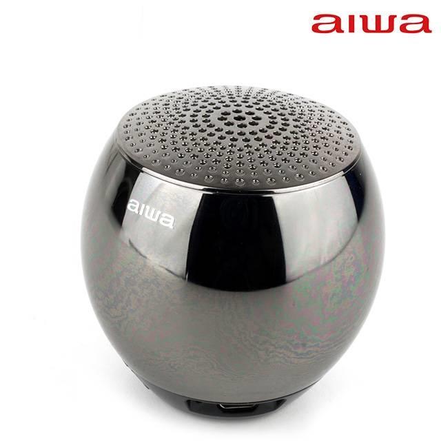 AIWA 愛華 輕巧便攜藍芽喇叭 AB-T3 黑色