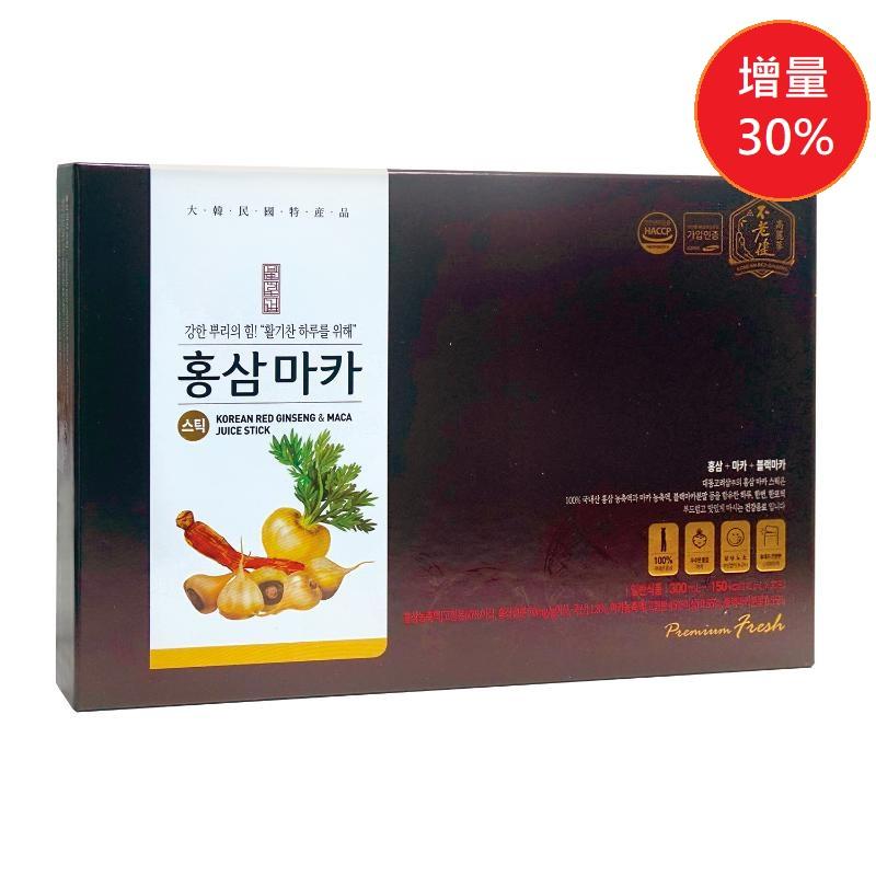 【大東】紅蔘瑪卡飲(10ml/30入)增量30%