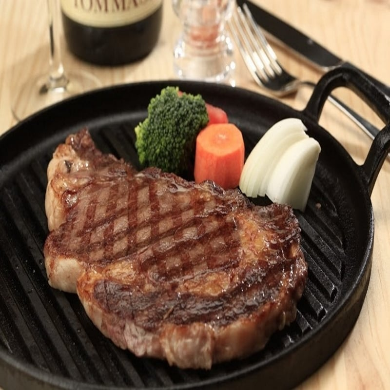 【漢克肉舖】USDA PRIME 頂級肋眼牛排3大片超值組合(300克/片)