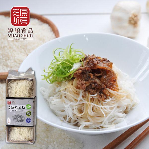 《源順》有機純米米粉(200g×10包)