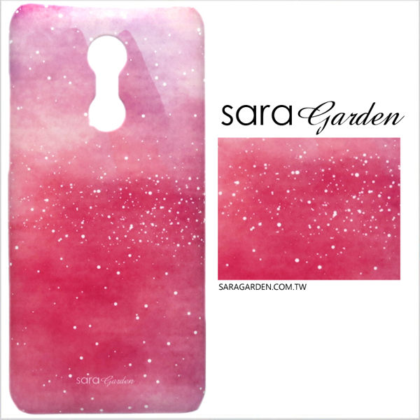 【Sara Garden】客製化 手機殼 ASUS 華碩 Zenfone4 ZE554KL 5.5吋 保護殼 硬殼 漸層渲染星空