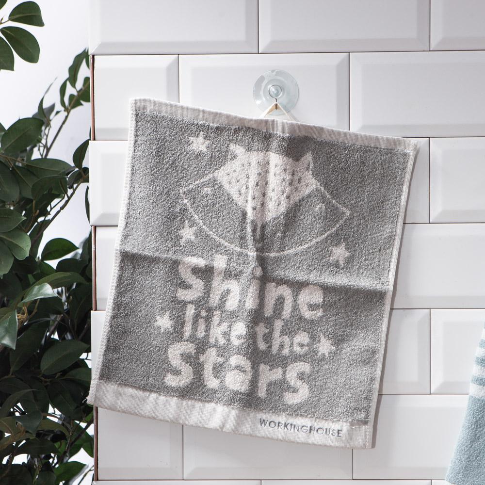 北歐童趣方巾-生活工場