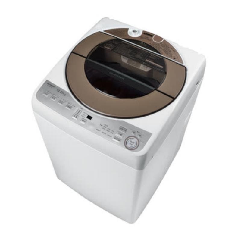 SHARP夏普 12公斤 無孔槽變頻洗衣機 ES-ASF12T