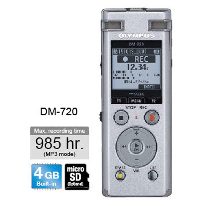OLYMPUS 數位錄音筆 DM-720