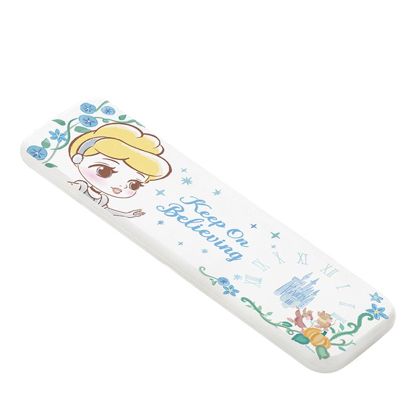 【收納王妃】迪士尼公主童話風珪藻土吸水洗漱墊-Q版仙杜瑞拉(橫)