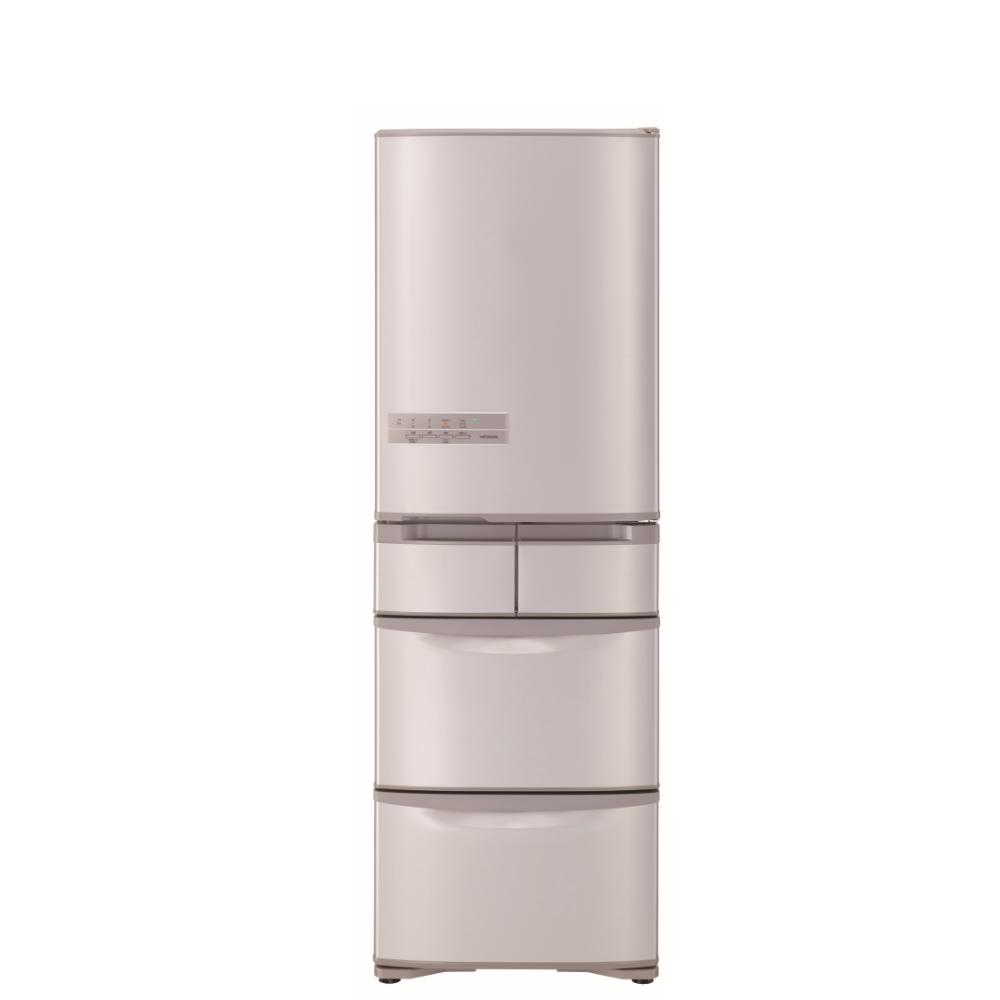 日立407公升五門(與RS42NJ同款)冰箱星燦不鏽鋼RS42NJSN