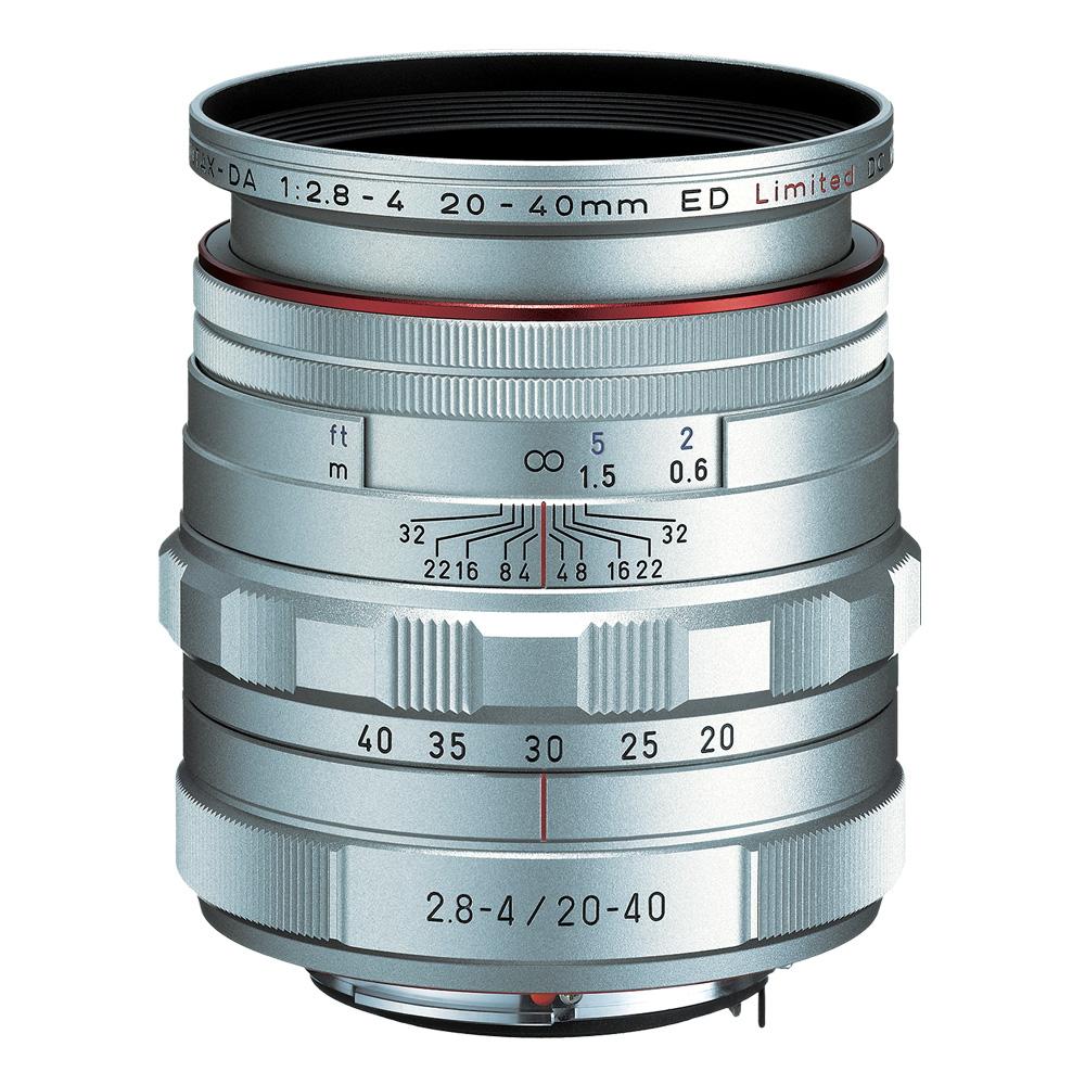 PENTAX HD DA 20-40mm F2.8-4ED Limited DC WR _銀色【公司貨】