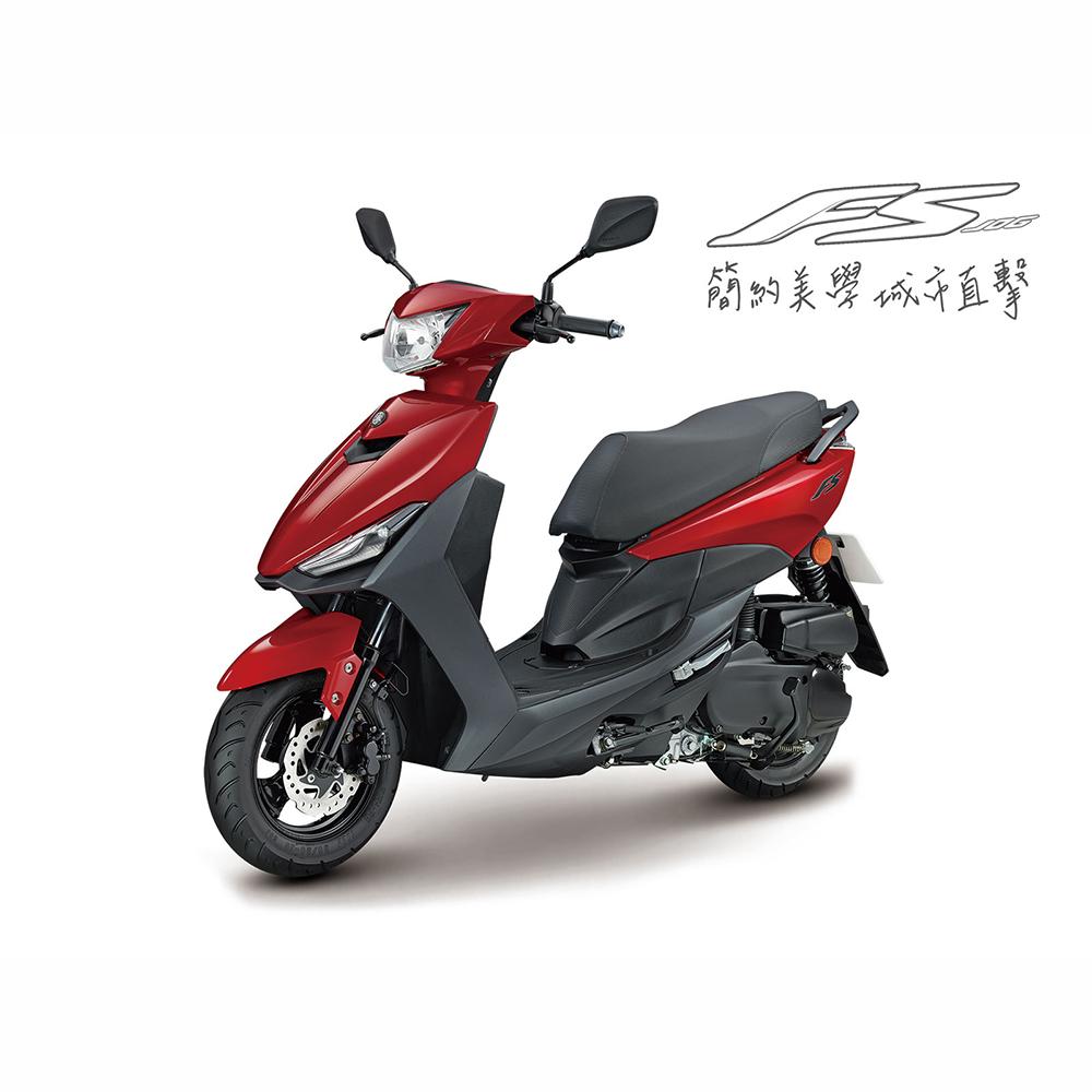 YAMAHA 山葉機車 JOG FS 115 液晶日行燈版-2019年新車