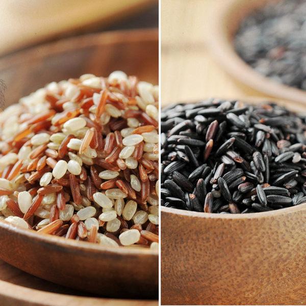 《紅藜阿祖》紅藜輕鬆包 紫米x3+紅糙米x3(300g/包,共6包)