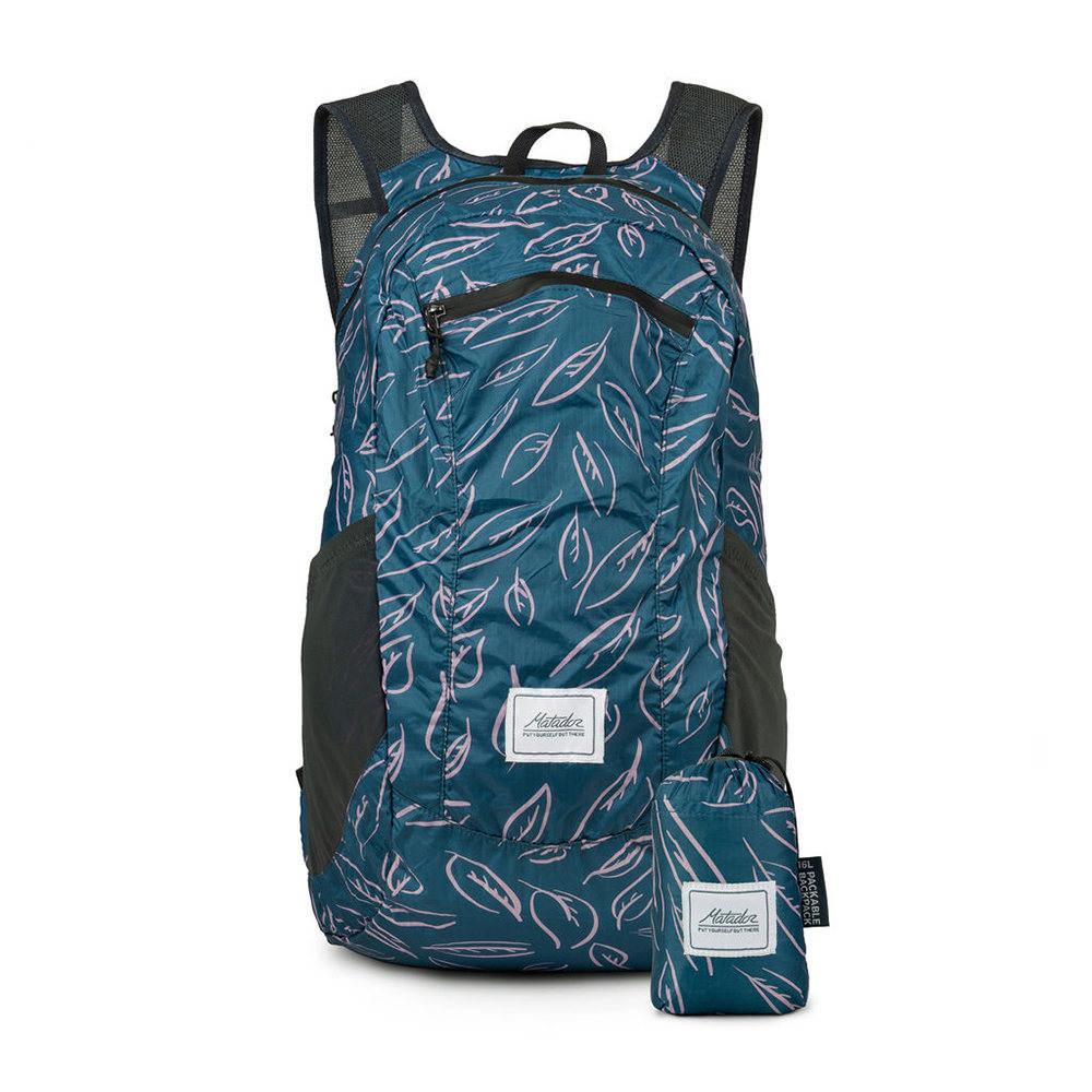 Matador DL16 Backpack 口袋型防水背包-熱帶風情