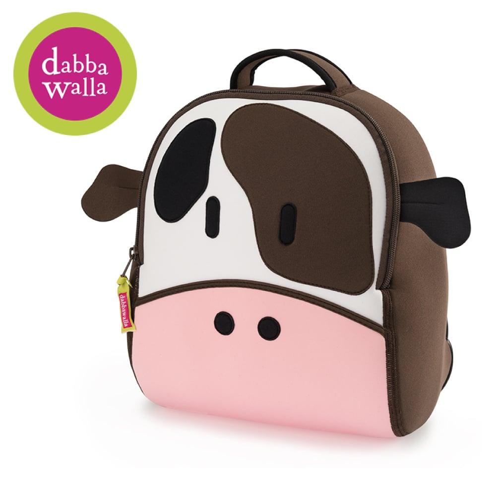 美國Dabbawalla瓦拉包 -乳牛兒童後背包