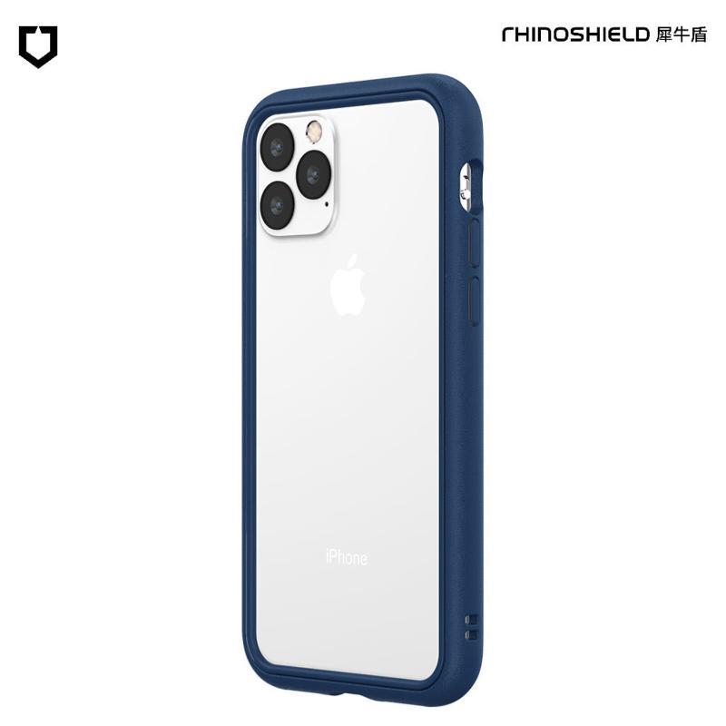 犀牛盾 CrashGuard NX防摔邊框手機殼 iPhone 11 Pro 5.8(2019) 雀藍