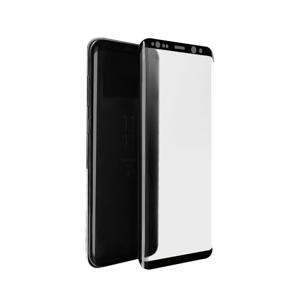 Benks SAMSUNG Galaxy S8 X Pro+ 3D弧邊滿版玻璃貼(黑色)