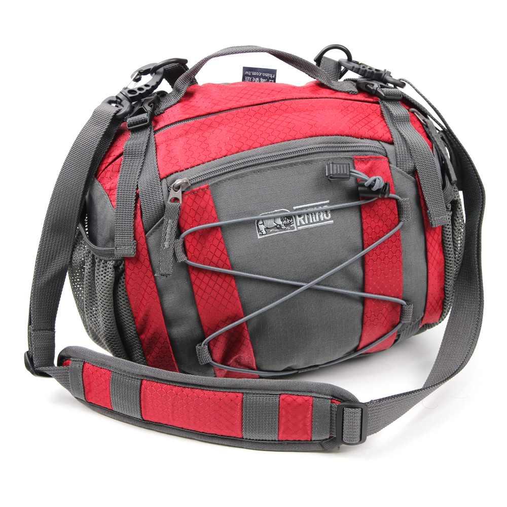 犀牛 RHINO  健行腰包G350-紅