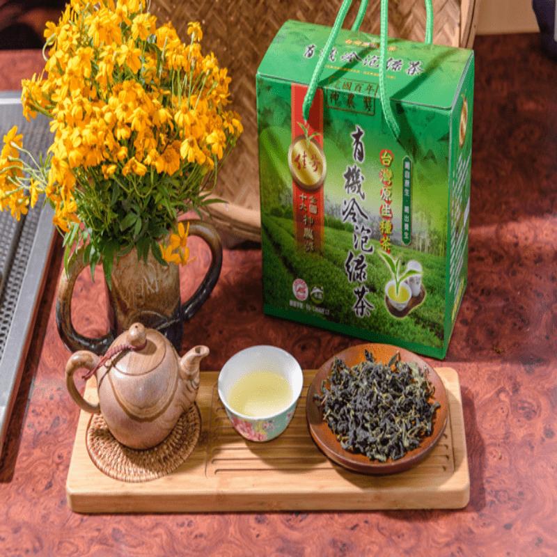 [台東]有機茶之旅(5人套票)-佳芳有機茶園