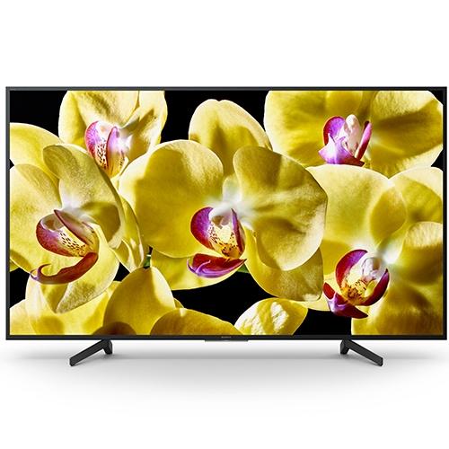 含標準安裝【SONY索尼】65吋聯網4K電視KD-65X8000G