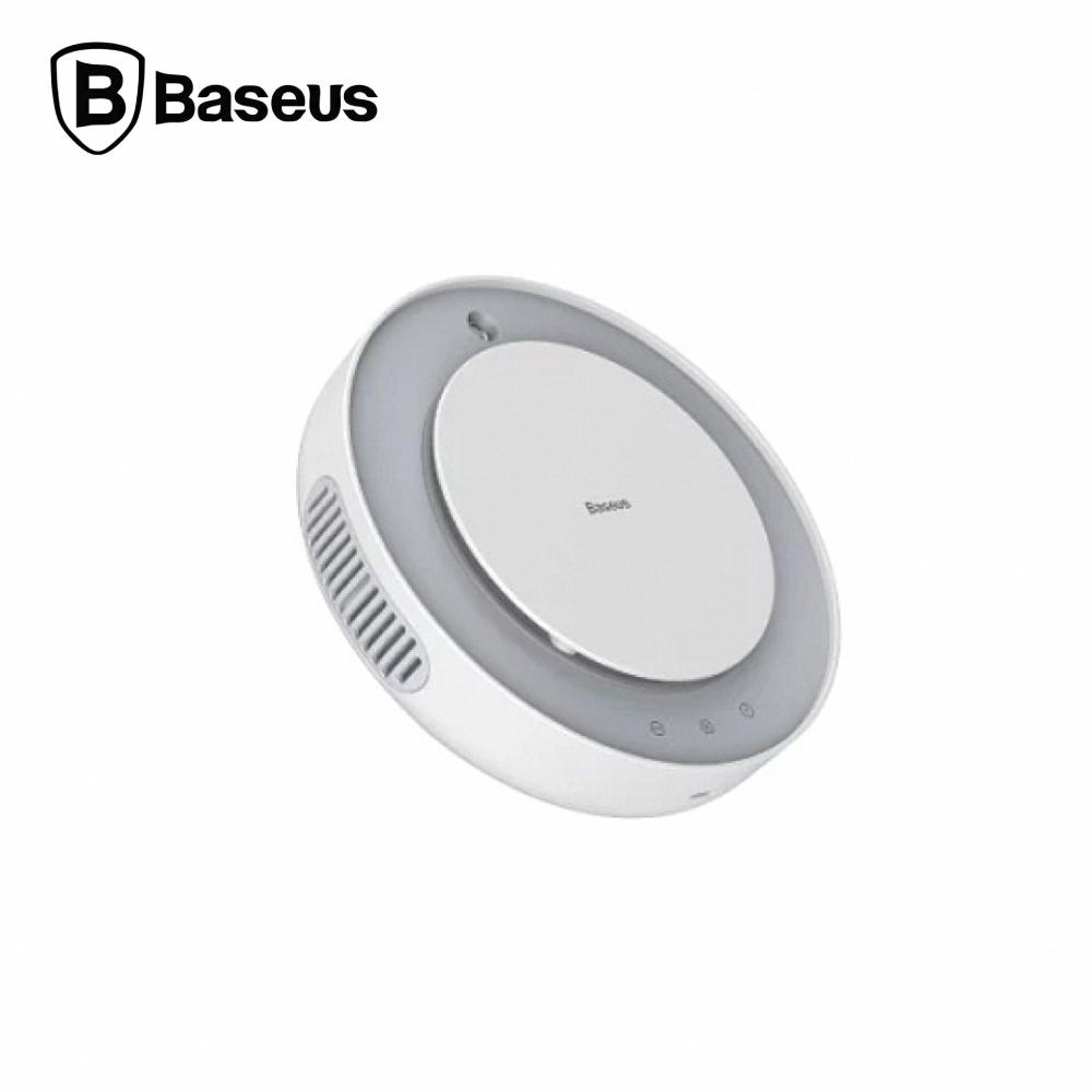 Baseus 倍思 淨呼吸車載空氣淨化器-白色