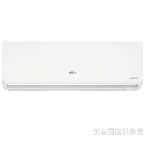 (含標準安裝)富士通變頻冷暖分離式冷氣8坪nocria Z系列ASCG050KZTA/AOCG050KZTA