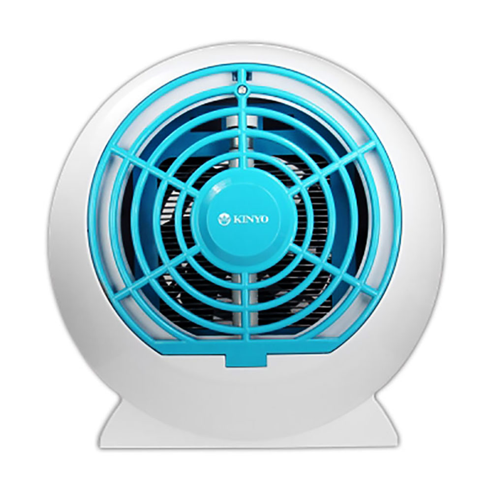 【KINYO耐嘉】8W 二合一燈管強效捕蚊燈KL113(吸入+電擊)