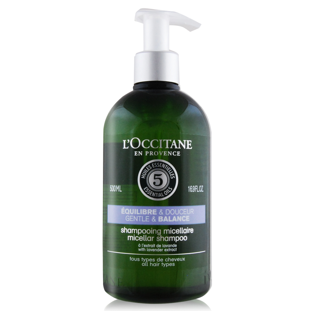L'OCCITANE 歐舒丹 草本平衡洗髮乳(500ml)