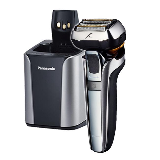 【Panasonic國際牌】頂級5D五刀頭全機水洗電鬍刀 ES-LV9C-S