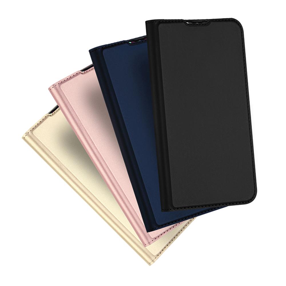 DUX DUCIS SAMSUNG Galaxy A40s SKIN Pro 皮套(金色)
