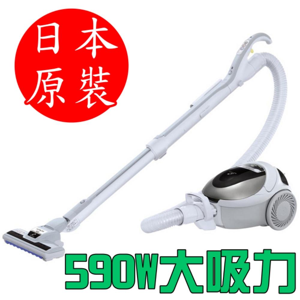 【HITACHI 日立】590W吸力吸塵器 CVPK8T