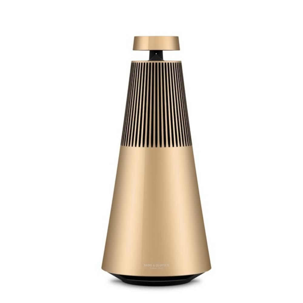 B&O PLAY 丹麥 BEOSOUND 2 觸控無線藍芽喇叭 璀璨金