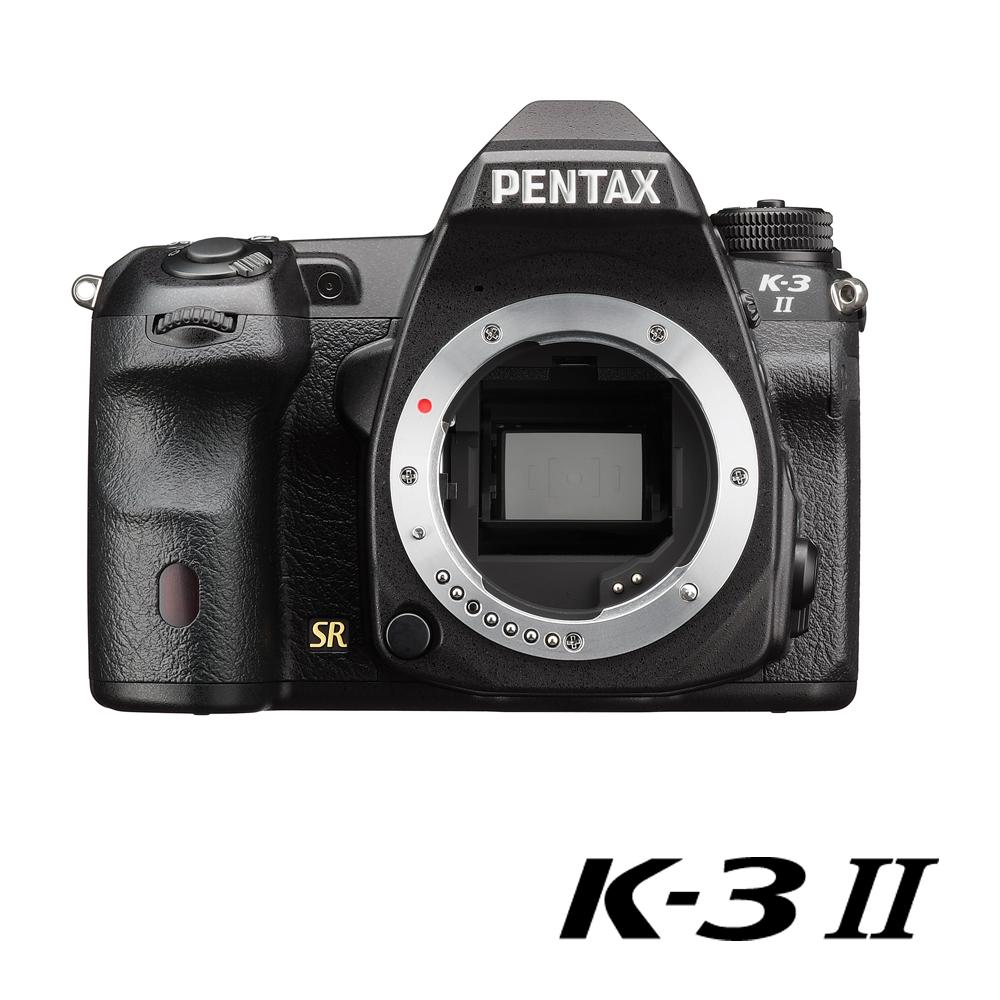 PENTAX K-3 II 單機身【公司貨】