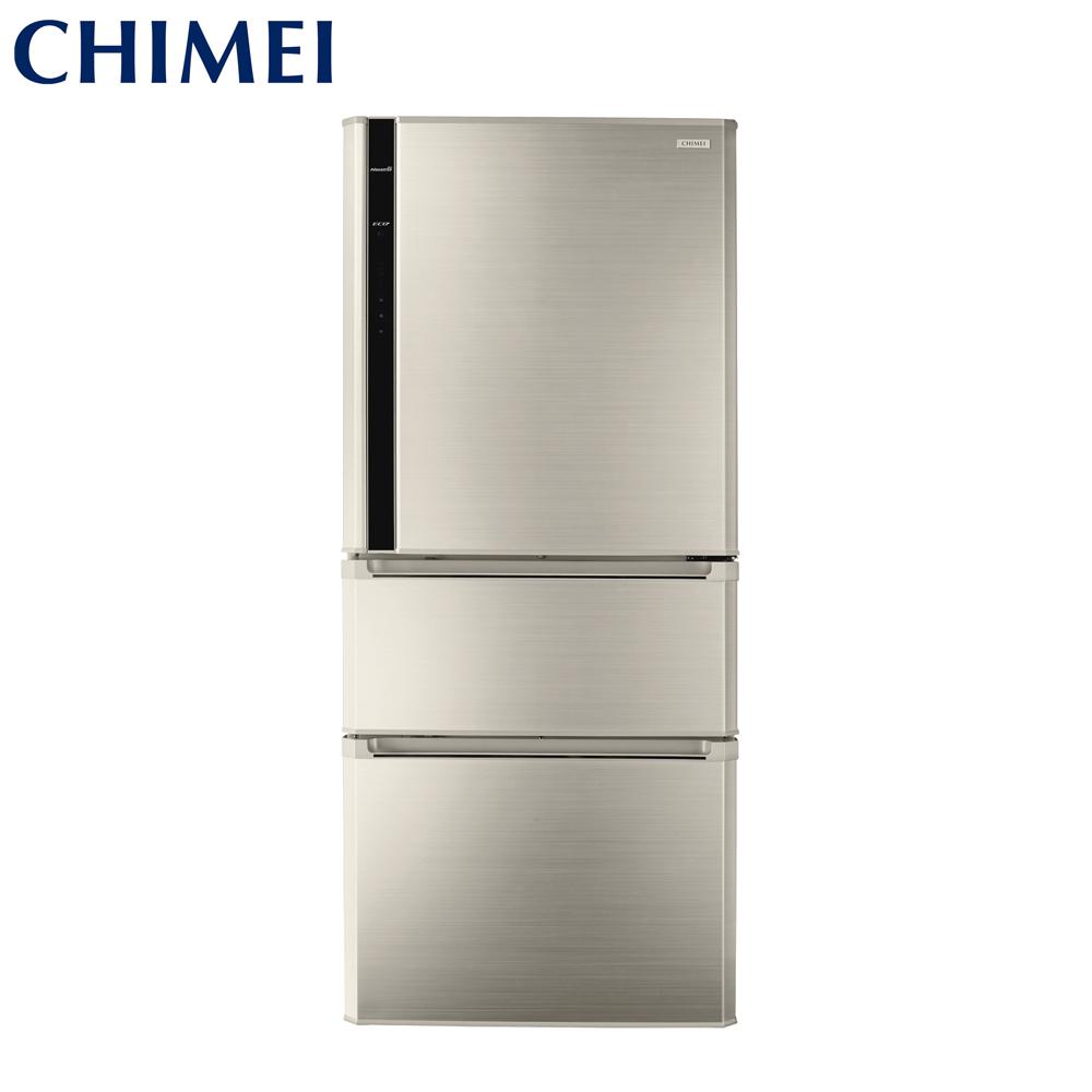 贈好吸力吸塵器(2019/2/28前)【CHIMEI奇美】610公升新一級三門節能省電變頻冰箱(UR-P61VC1)送基本安裝