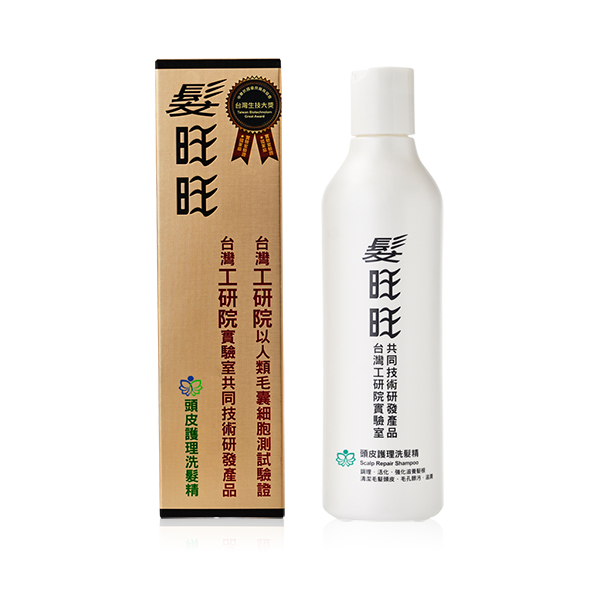 髮旺旺 頭皮護理洗髮精(300g)
