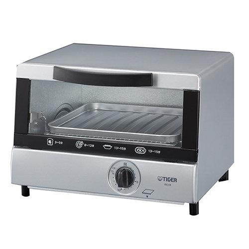 【TIGER虎牌】1000W電烤箱 KAJ-B10R