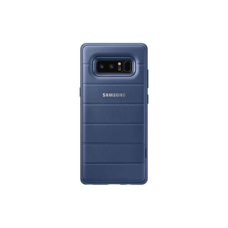 SAMSUNG Galaxy Note8 立架式保護皮套 藍色