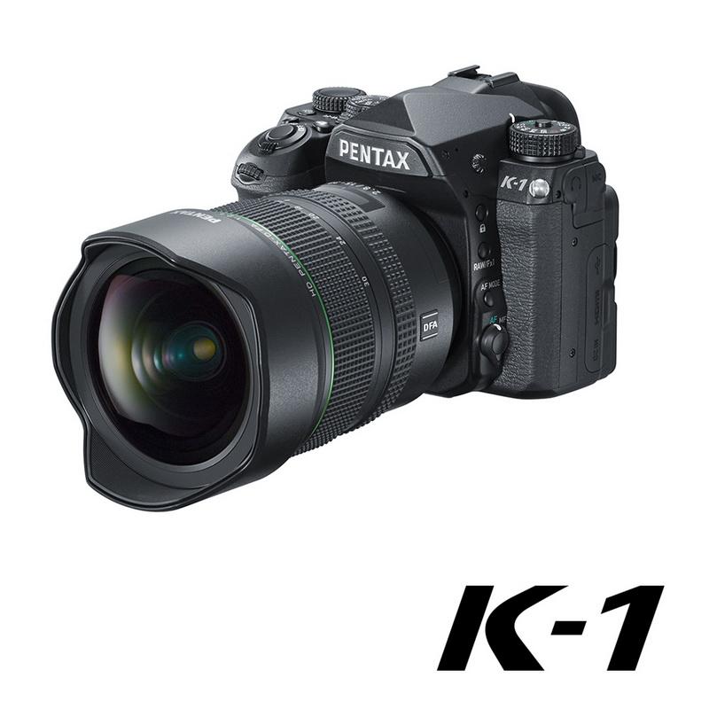 PENTAX K-1+HD DFA 15-30mmF2.8ED SDM WR大光圈廣角變焦單鏡組【公司貨】 上網註冊送對應之電池手把