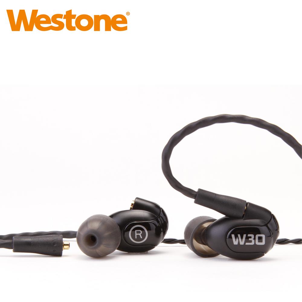 Westone W30 三單體平衡電樞暨三音路監聽級入耳式耳機
